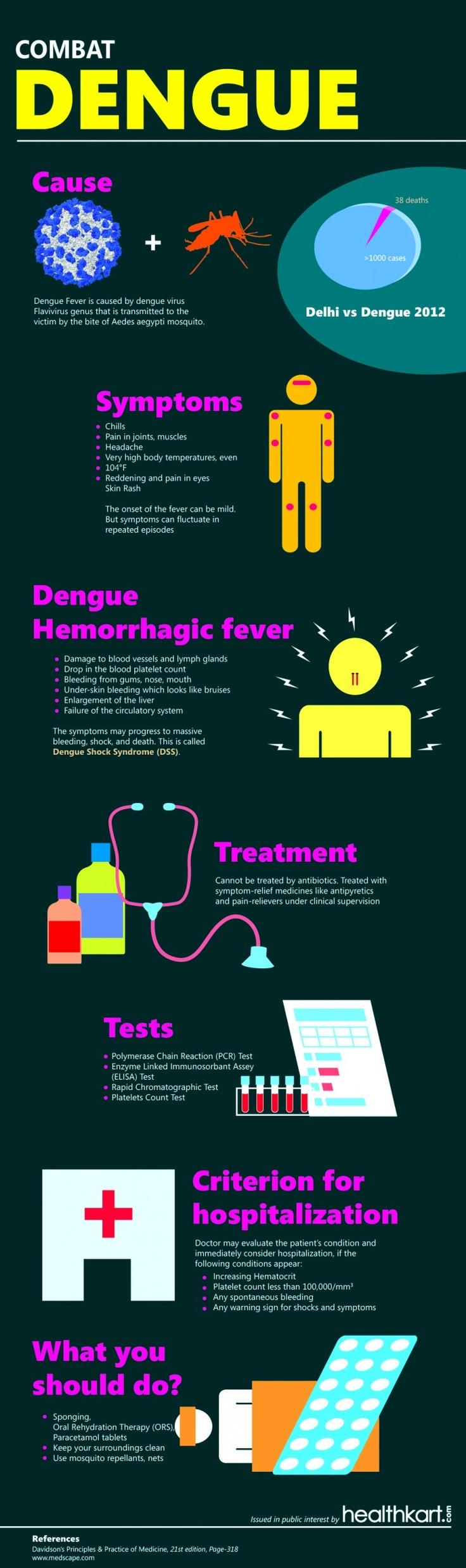 Wiedza o wirusie denga w pigułce