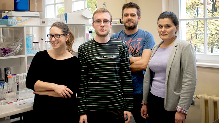 Marcin Sieńczyk - Przełomowe odkrycie polskich naukowców